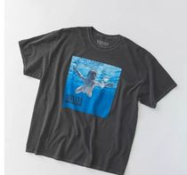 オーバーサイズ NIRVANA Nevermind Album Cover T-Shirt Dress