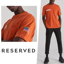 RESERVED(リザーブド) Tシャツ・カットソー 大人気【RESERVED】お洒落なTシャツです
