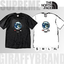 【20SS】SUPREME/The North Face TNF One World Tee