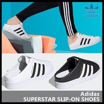【adidas】SUPERSTAR SLIP-ON ミュール