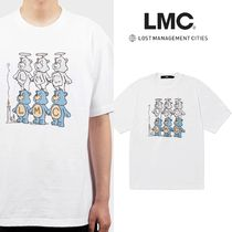 LMC★LMC THREE BEARS TEE WHITE
