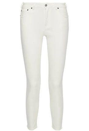 Acne デニム・ジーパン [関税・送料込] Acne Studios☆Cropped mid-rise skinny jeans(2)