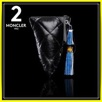 ★【2 MONCLER 1952】TWISTED POUCH ★キルティングポーチ♪