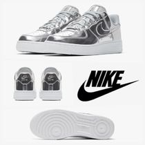 ☆NIKE☆Air AIR FORCE 1 SP / Chrome【国内発送】