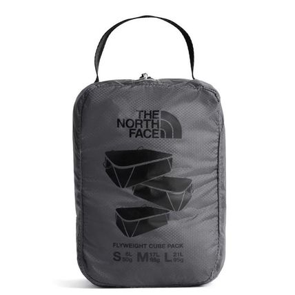 THE NORTH FACE バッグ US発!THE NORTH FACE★3個セット FLYWEIGHT PACKAGE 旅行に◎!(3)