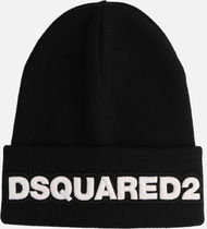 DSQUARED2●DSQUARED2 WOOL BEANIE