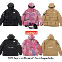 SS20 Supreme The North Face Cargo Jacket - ノースフェイス