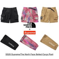 SS20 Supreme The North Face Belted Cargo Pant - カーゴパンツ