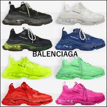 ★BALENCIAGA★ TRIPLE S CLEAR SOLE SNEAKER メンズシューズ