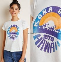 セール! JUNK FOOD Kona Surf Graphic Tee