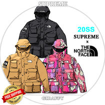 【20SS】SUPREME/The North Face TNF Cargo Jacket