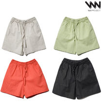WV PROJECT★FRED Banding Shorts 4カラー-CJSP7394