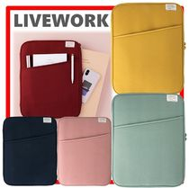 LIVEWORK(ライブワーク) iPhone・スマホケース 韓国の人気☆LIVE WORK☆pocket v.3 note book pouch☆5colors☆