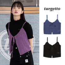 TARGETTO正規品★20SS★全3色★ニットビュスチェ