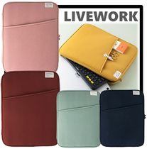 ★イベント/関税込★LIVE WORK★ pocket v.3 notebook pouch★