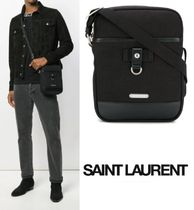 関税込◆Saint Laurent  Rivington Canvas Crossbody Bag