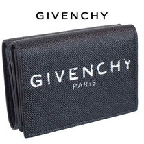 GIVENCHY 財布 ロゴ 三つ折りミニ財布 BB60BSB0T0-001