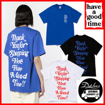 haveagoodtime Thank you for Shopping S/S Tee MH1672 追跡付