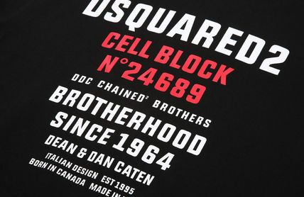 D SQUARED2 セットアップ ★D SQUARED2★ロゴプリントセットアップ上下☆正規品・大人気☆(12)