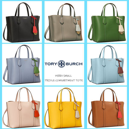 TORYBURCH トリーバーチ PERRY TRIPLE-TOTE S 【送料0】