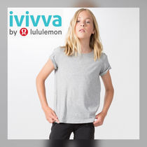 ★lululemon/ivivva★Ever Easy Tee - GirlsリラックスT☆SALE