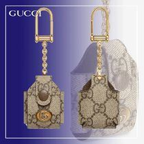 GUCCI(グッチ)シックで上品なOphidia GG Airpodsケース♪