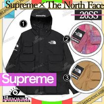 20SS /Supreme The North Face Cargo Jacket カーゴ ジャケット
