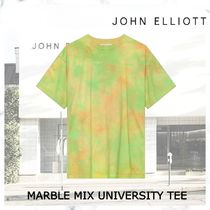 完売必須! JOHN ELLIOTT MARBLE MIX UNIVERSITY TEE