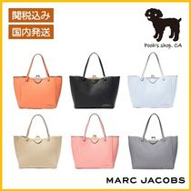 【MARC JACOBS】THE KISS LOCK MINI TOTE 2wayミニ◆国内発送◆