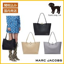 【MARC JACOBS】THE KISS LOCK TOTE A4トート◆国内発送◆