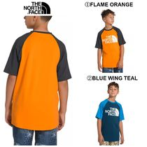 【The North Face】BOYS' SHORT SLEEVE CLASS V WATER TEE