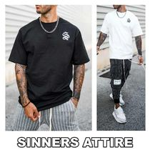 【SINNERS ATTIRE】関送込 DROP SHOULDER CORE Tシャツ