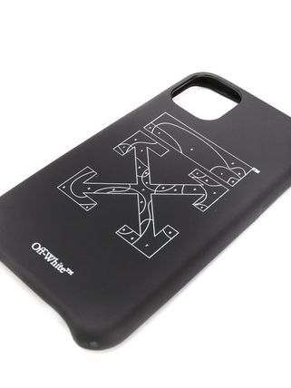 Off-White スマホケース・テックアクセサリー ×OFF-WHITE× PUZZLE ARROWS iPHONE 11 CASE アイホン11ケース(2)