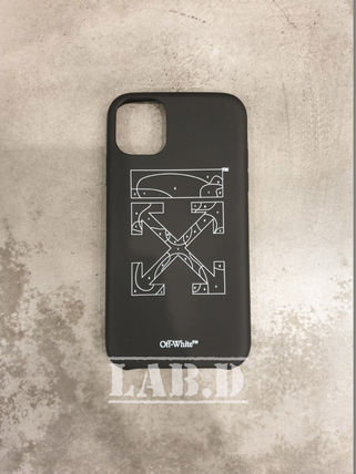 Off-White スマホケース・テックアクセサリー ×OFF-WHITE× PUZZLE ARROWS iPHONE 11 CASE アイホン11ケース(4)