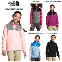【The North Face】☆新作☆ GIRLS' GLACIER 1/4 SNAP