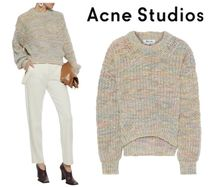 [関税・送料込] Acne Studios☆Zora marled knitted sweater