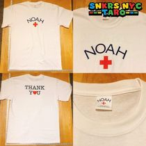 Noah / Covid-19 Relief / Thank You Core Logo Tee  / White