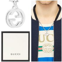 GUCCI Logo Necklace グッチ ロゴ ネックレス 関税送料無料