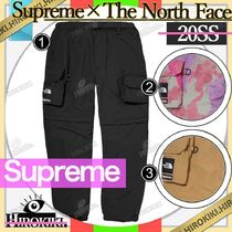 20SS /Supreme The North Face Belted Cargo Pant カーゴ パンツ