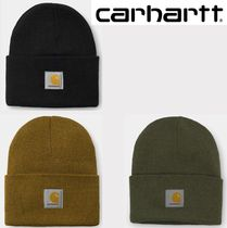 LA発【Carhartt】Acrylic Watch Hat ニット帽 男女兼用 I020222