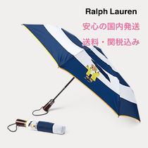 *国内発送* SALE 折り畳み傘 Polo Bear Collapsible Umbrella