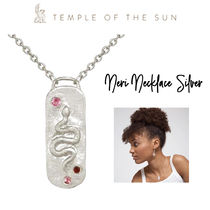 【TEMPLE OF THE SUN】Neri Necklace Silver ネックレスシルバー