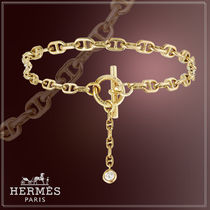HERMES Chaine d'Ancre シェーヌダンクル チェーン ブレスレット