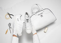 Prada x Superstar 'Core White' & Bag Bundle
