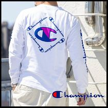国内発送・正規品★Champion★MEN'S LONG SLEEVE T-SHIRT