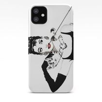 Society6 iPhoneCase & GALAXY Case☆Audrey Hepburn☆