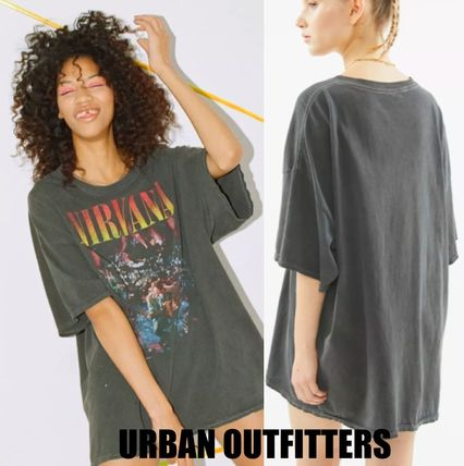 【Urban Outfitters】☆人気☆ Nirvana Unplugged T-Shirt Dress