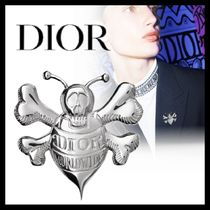 【20SS新作☆国内発送】DIOR★DIOR AND SHAWN シルバーブローチ