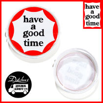 have a good time(ハブアグットタイム) トラベルポーチ have a good time PVC Clear Pouch MH1676 追跡付