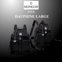 20SS★新作★MONCLER★DAUPHINE LARGE バックパック